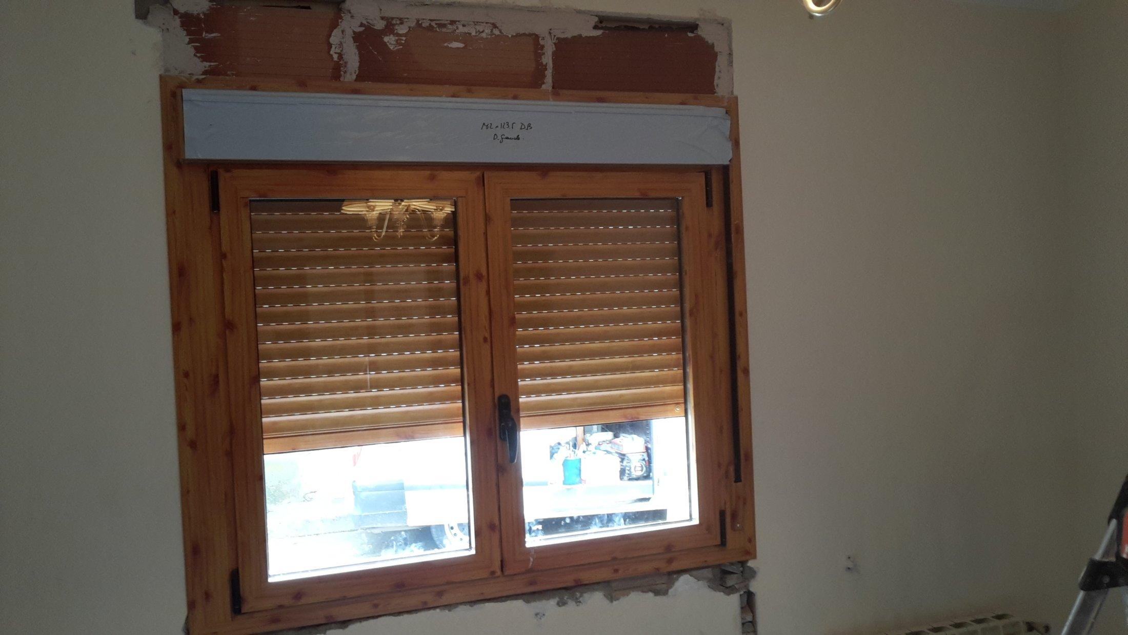 Montaje ventanas de aluminio montajes de aluminio dg for Marcos de ventanas de aluminio