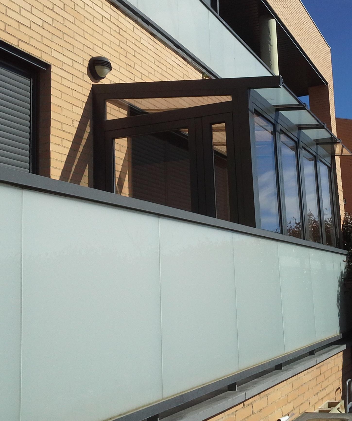 Cerramiento de ventanas de aluminio montajes de aluminio dg - Cerramiento de aluminio ...