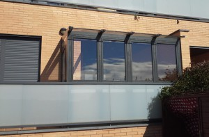 cerramiento de ventanas de aluminio