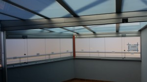 Cortina de cristal Zaragoza