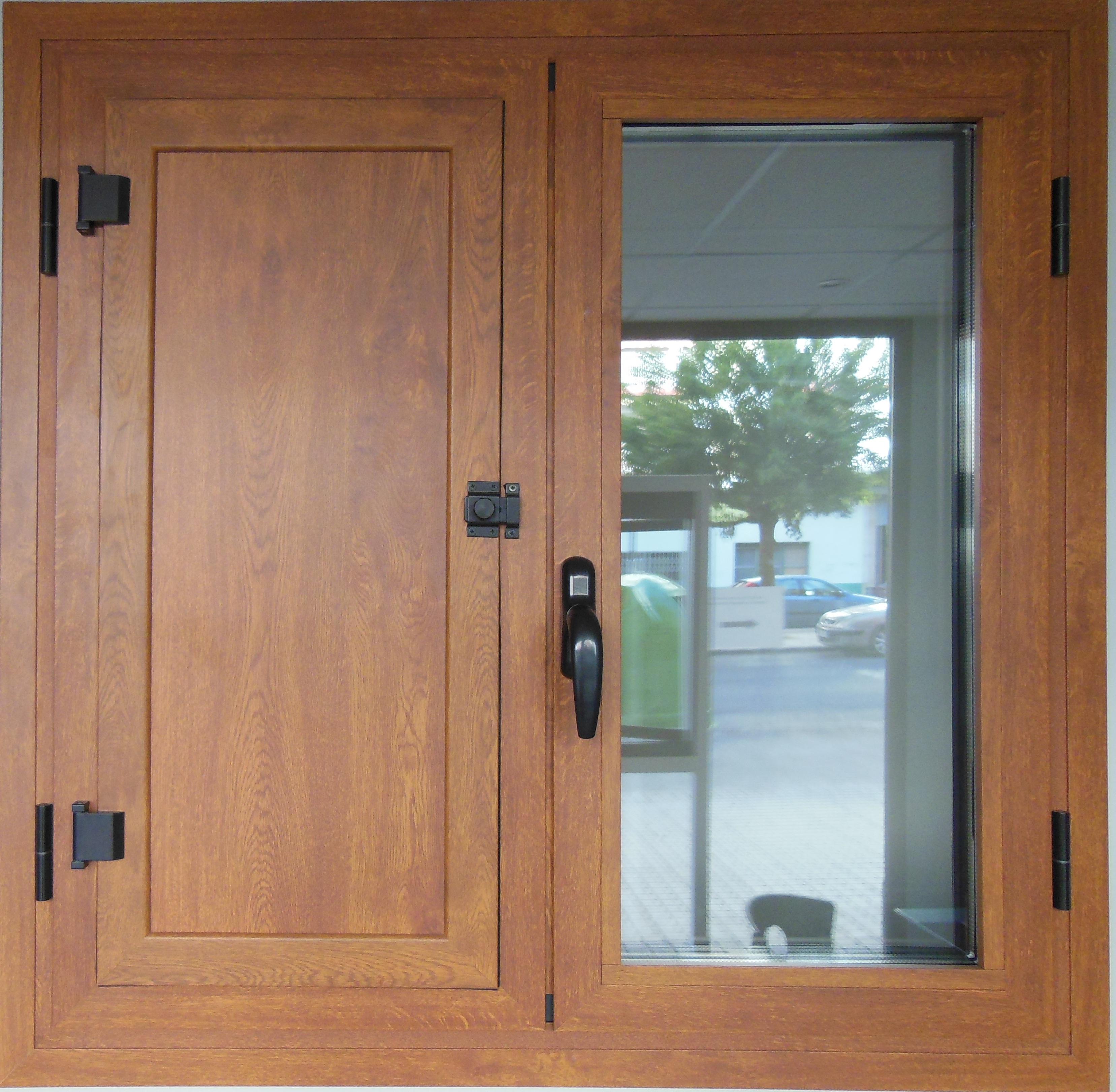 Casa de este alojamiento montaje ventanas de aluminio - Bentanas de aluminio ...