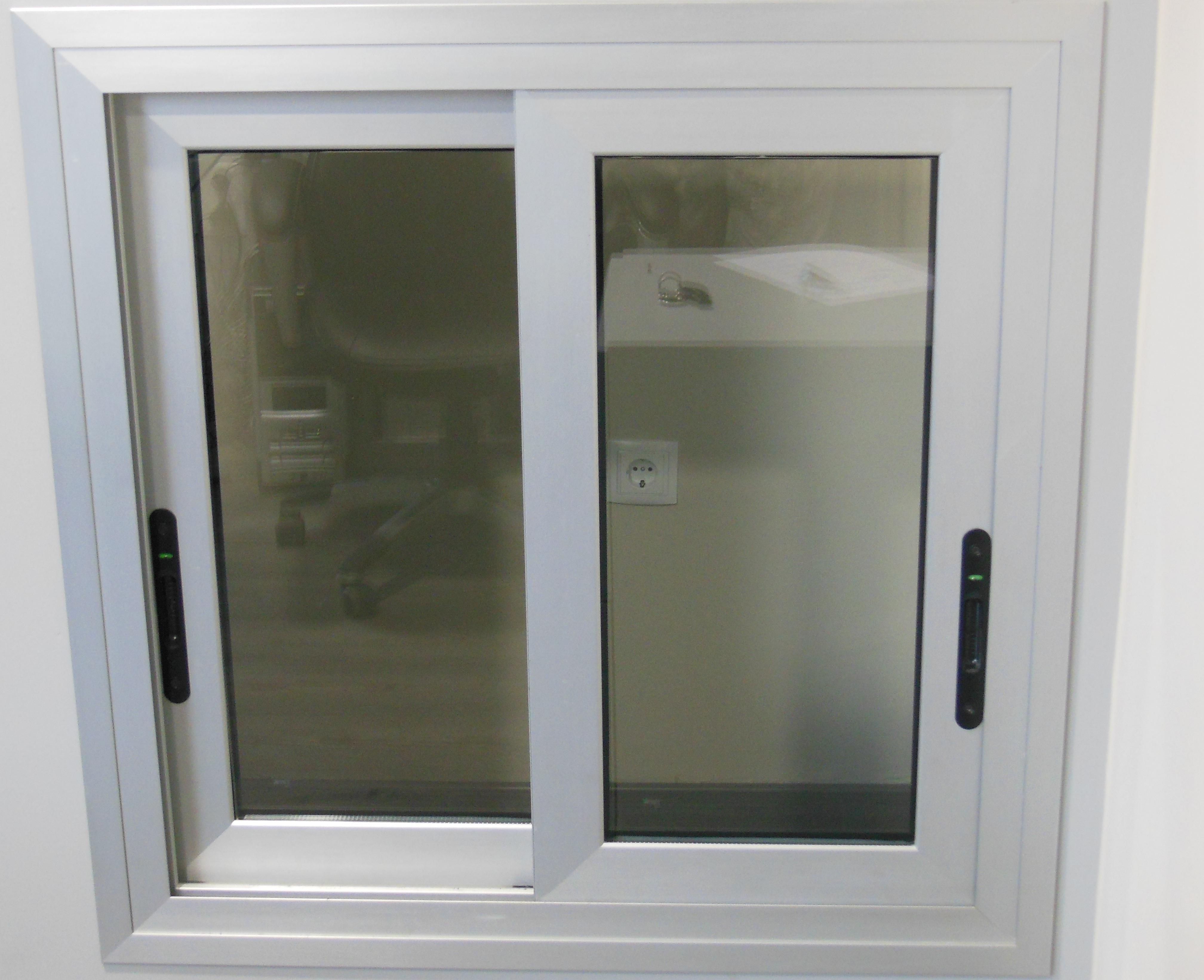 Ventanas de aluminio montajes de aluminio dg for Marcos de ventanas de aluminio