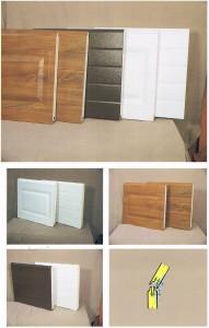 materiales puerta seccional