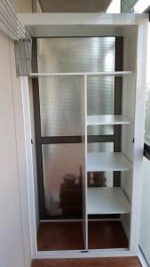 Separaciones armario