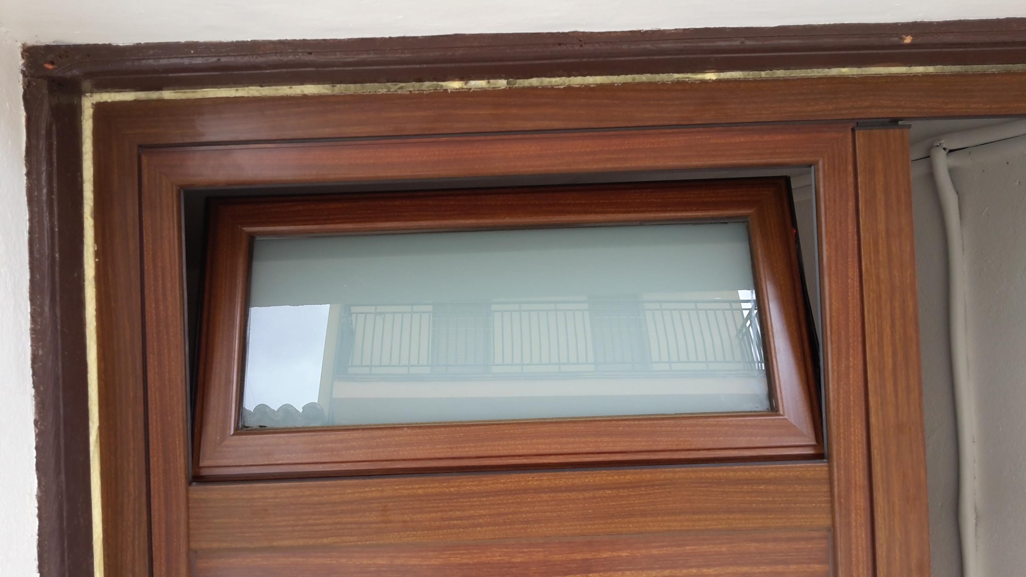 Como hacer una puerta rustica separando ambientes con - Como hacer puertas correderas ...