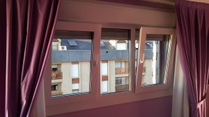 ventanal PVC oscilo