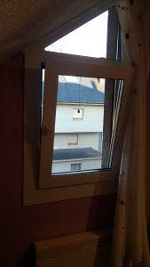 ventana forma pvc